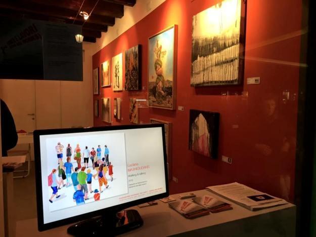 Venice Art Factory Oct 2015